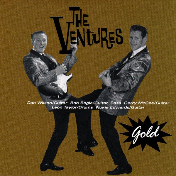 21092 The Ventures Gold