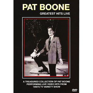 60009 Pat Boone Greatest Hits LIVE