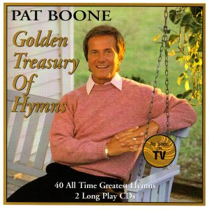 Pat Boone Golden Treasury of Hymns