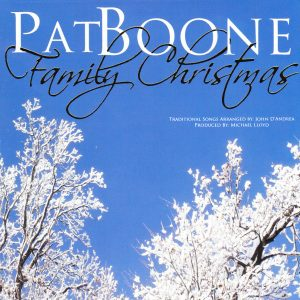 81242 Pat Boone Family Christmas