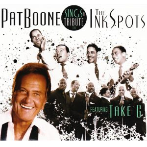 81812 Pat Boone Sings A Tribute to The Ink Spots