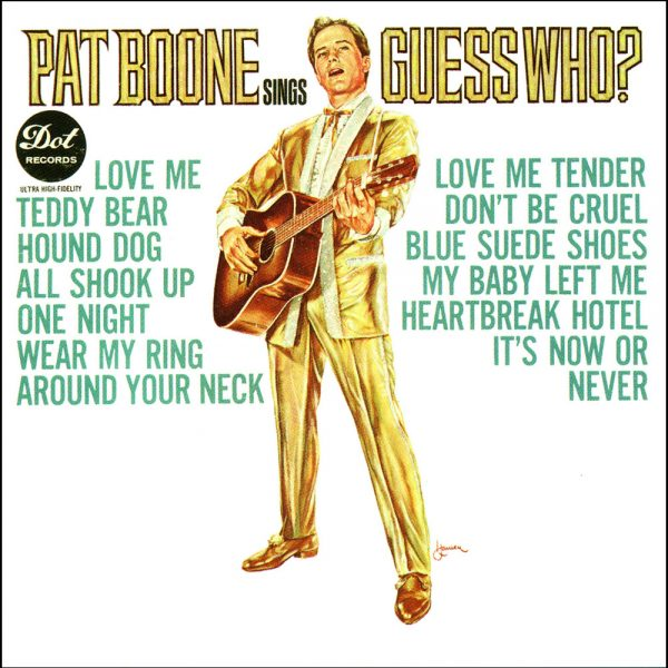 82093 Pat Boone Sings Guess Who_