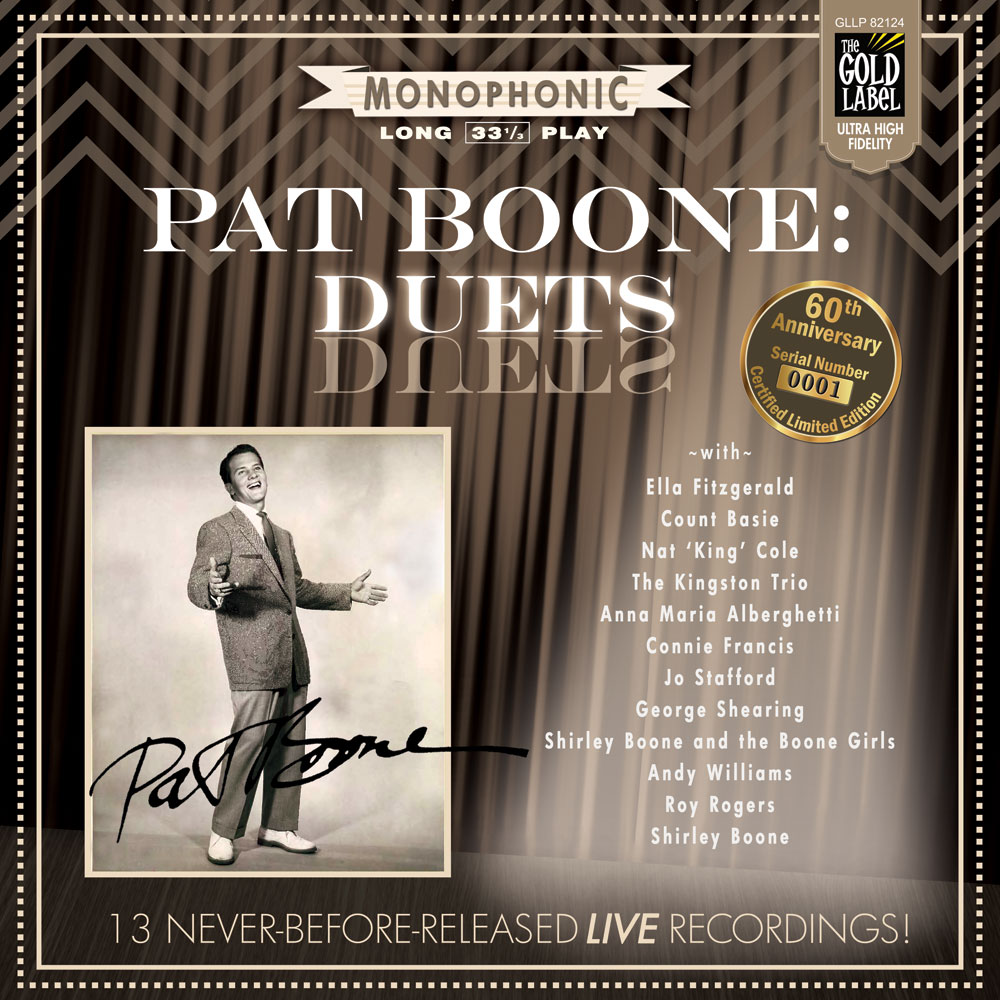 Duets 60th Anniversary Numbered Limited Edition (LP)