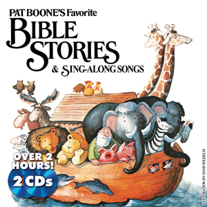 Favorite Bible Stories & Sing-Along Songs