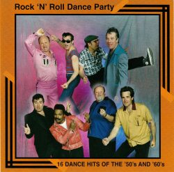 Rock N Roll Dance Party Gold Label Artistsgold Label