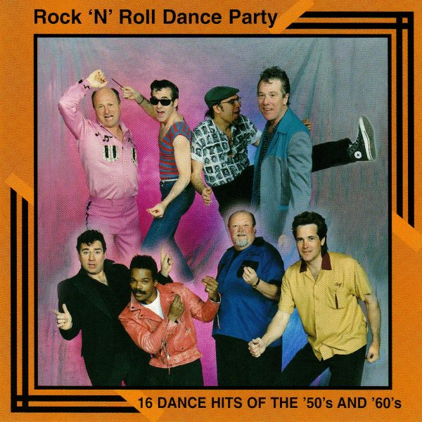 21012 Sha Na Na Rock 'n Roll Dance Party