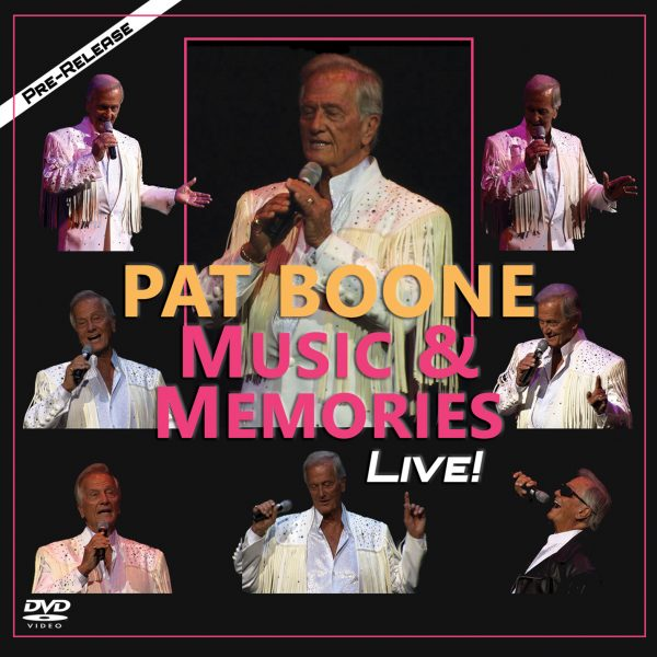 60129 Pat Boone Music & Memories
