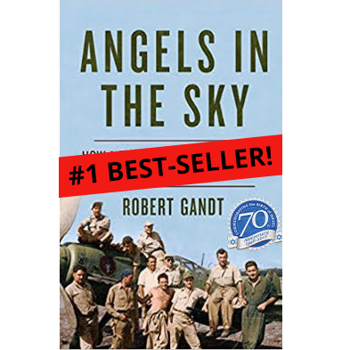 ANGELS IN THE SKY: How A Band of Volunteer Airmen Saved the New State of Israel.