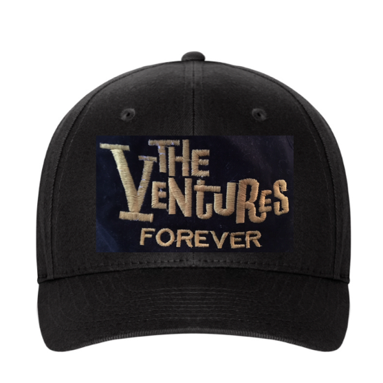The Ventures Rock & Roll Hall of Fame Class of 2008 Baseball Cap