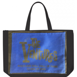 The Ventures Rock & Roll Hall of Fame Class of 2008 Tote Bag