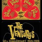 V00002 The Ventures 50th Anniversary PickCard