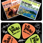 V00003 The Ventures Hawaii Five-O PickCard