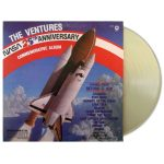 V00015-The-Ventures-NASA-25th-Anniversary-&-Space-Observation-Week-Commemorative-LP-Clear-Vinyl-and-Sleeve