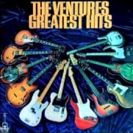 The Ventures Greatest Hits 2-LP Collection