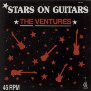 The Ventures Stars On Guitars 45 RPM LP