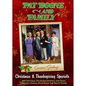 Pat Boone and Family-Christmas & Thanksgiving Specials DVD