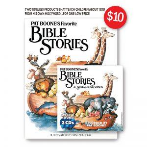 Favorite Bible Stories & Sing-Along Songs (Book & CD)