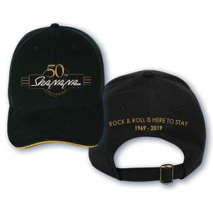Sha Na Na 50th Anniversary Baseball Cap
