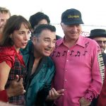 Jocko and -Screamin' Scott- w Didi -Frenchie- Conn at Grease 30th Reunion