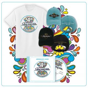 Sha Na Na 50th Anniversary CD Bundle