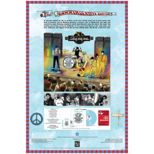 Sha Na Na 50th Anniversary Limited Edition Autographed Poster
