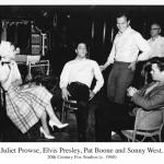 PAT BOONE_ELVIS @ 2Oth CENTURY FOX 1960