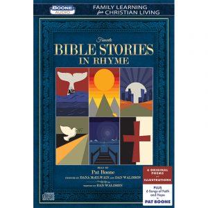 Favorite Bible Stories in Rhyme (BK/CD)